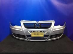 Бампер передний для Volkswagen Polo 2005-2009