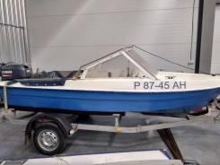 Катер лодка ИБИС-2