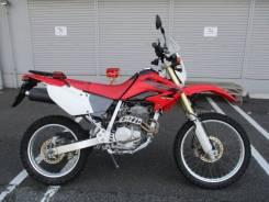 Honda XR 250, 2008