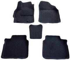 Ковры салонные 3D Toyota Corolla 2013- boratex