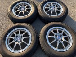 ОТС. Японские Пушинки Kosei Performance Wheels R14 4*100Всего 4.6кг