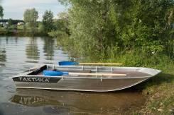 Моторно-гребная лодка Тактика-370 в Томске.