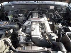 Двигатель в сборе. Toyota Land Cruiser, HDJ81, HDJ81V 1HDT