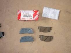 Колодки тормозные задние Toyota Camry 01-06г