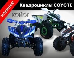 COYOTE 125cc Автомат 2x4, 2020