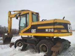 Caterpillar M318D, 2003