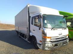 Nissan Diesel Condor. Продам широкобазый, рессорный фургон со спальником Nissan Condor, 5 000куб. см., 5 000кг., 4x2