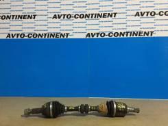 Привод левый передний Nissan Teana J32 VQ25 2WD