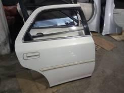 Дверь боковая. Toyota Cresta, GX100