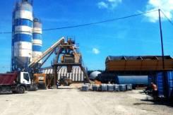 Elba. Бетонный завод elba ebcd 130
