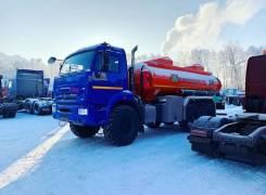 КамАЗ 43118 топливозаправщик, 2020