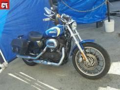 Harley-Davidson Sportster 1200 Roadster XL1200R, 2008