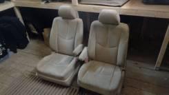 Сидения бежевые комплект Toyota Harrier Lexus RX300