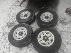 """Колеса Toyo 265/70 R15. 7.0x15"""" ET8"""