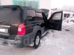 Крышка(дверь) багажника Hyundai Terracan HP