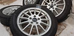 Классические литые диски Gelbut на зиме Pirelli 205/55R16. БП по РФ