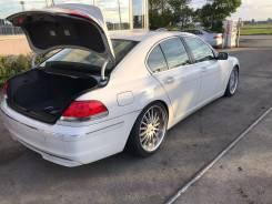 Дверь боковая. BMW 7-Series, E65, E66 M54B30, M57D30TU2, M67D44, N52B30, N62B36, N62B40, N62B44, N62B48, N73B60