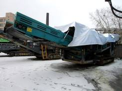 Грохот Powerscreen Warrior 1800, 2015 г, 2 шт.