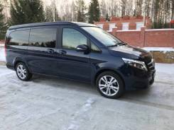Mercedes-Benz Vito Marco Polo Activity, 2016