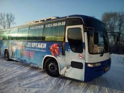 Kia Granbird. Продам автобус KIA Granbird 98 г., 45 мест