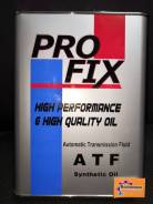 Pro Fix. ATF (для АКПП), синтетическое, ATF, 4,00л.
