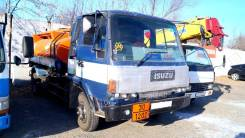 Isuzu Forward. Продам топливозаправщик , 6 494куб. см., 5 000кг., 4x2