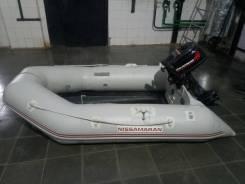 Продам лодку ПВХ+мотор