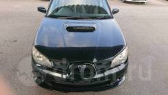 Капот. Subaru Impreza WRX, GD, GDA, GG, GGA Двигатель EJ205