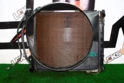 Радиатор охлаждения двигателя. Nissan Fairlady Z, CZ32 Nissan 300ZX, Z32 VG30DTT, VD30DTT