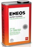 Масло моторное Eneos Super Touring SN 5W50 1л. на Баляева