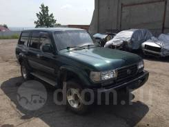 Дверь передняя правая Toyota Land Cruiser 80 HZJ8