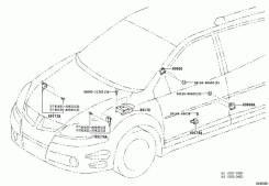 Датчик Toyota 89178-33020 v