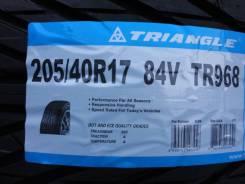 Triangle TR968. Летние, 2018 год, без износа, 4 шт