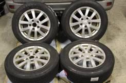 Диски Mazda R15 5/114.3 +53 6J Без пробега по рф