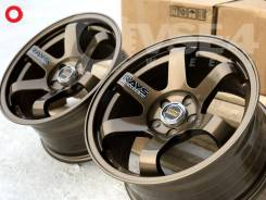 NEW! # ROTA GRID VOLK Racing TE37 R17 8J 5x114,3 Bronze [VSE-4]