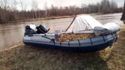Продам лодку флагман 380