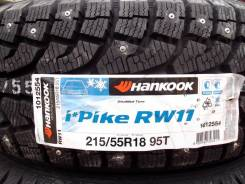 Hankook Winter i*Pike RW11, 215/55 R18