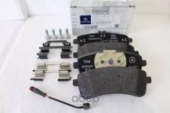 Колодки тормозные зад AMG Mercedes S63/S65 W222