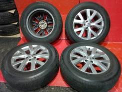 """Комплект оригинальных колес Nissan Murano 235 / 65 R 18 ( Лето ). 7.0x18"""" 5x114.30 ET50 ЦО 67,0мм."""