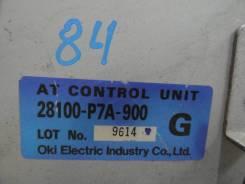 Блок управления АКПП Honda LOGO GA5 28100-P7A-900