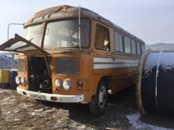 ПАЗ 672М, 1986
