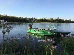 Моторная лодка ОБЬ-1