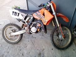 KTM 85 SX, 2009
