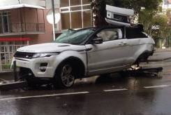 Land Rover Range Rover Evoque. ПТС Range Rover Evoque 2012