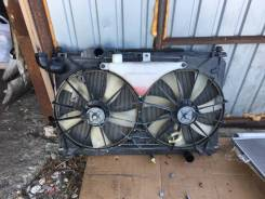 Радиатор охлаждения двигателя. Toyota Mark X, GRX120, GRX121, GRX122, GRX125