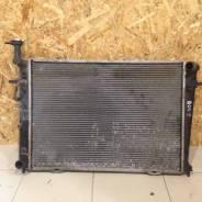 Радиатор масляный охлаждения акпп. Hyundai Tucson, JM Hyundai ix35 D4EA, G4GC, G6BA