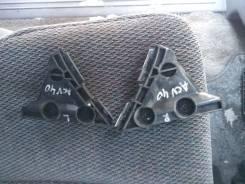Крепление бампера. Toyota Camry, ACV40, ACV45, AHV40, ASV40, GSV40 Двигатели: 2ARFE, 2AZFE, 2AZFXE, 2GRFE