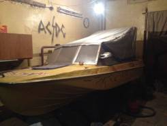 Продам лодку - Казанка 5М2 с мотором Yamaha 50. Торг