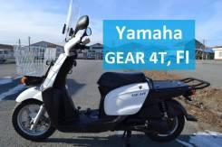 Yamaha Gear 4T/FI, 2014