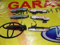 Ручка двери внешняя. Toyota Corolla, CDE120, CE120, NDE120, NZE120, NZE121, NZE124, ZRE120, ZZE120, ZZE120L, ZZE121, ZZE121L, ZZE122, ZZE123, ZZE123L...